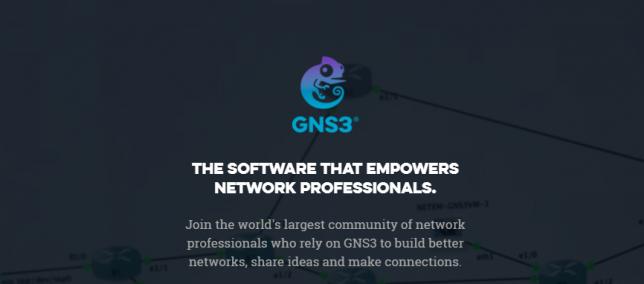 Belajar GNS3