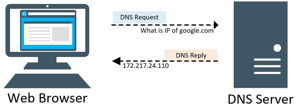 Proses DNS