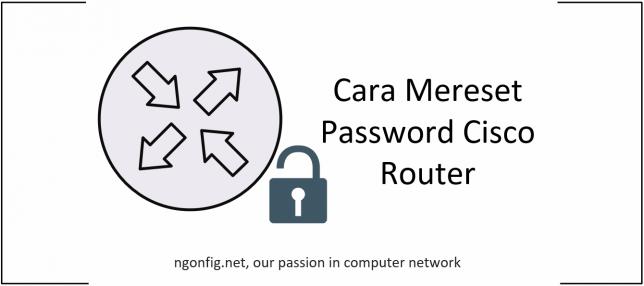 reset password router cisco